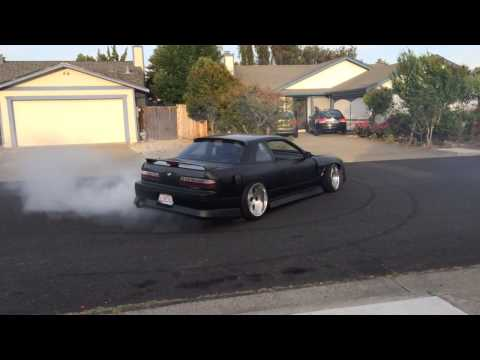 built sr20 testing after street tune.