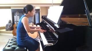 Em Di Trong Chieu, Trinh Cong Son, Piano solo