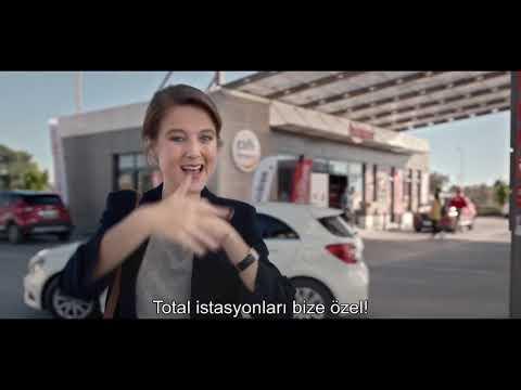 "Total Oil ""İki Elin Enerjisi Güzel"" Reklam Filmi"