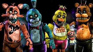 ERES TÚ FOXY!? | ANALIZANDO el NUEVO TRAILER de Five Nights at Freddy's PLUS - FNAF 1 Remake Oficial