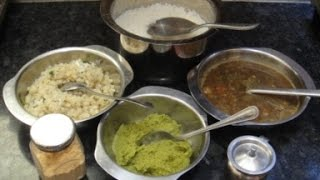 Lunch Menu 2 | Fast Cooking Tips In Tamil | Recipe in Tamil | Gowri Samayalarai