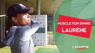 Muscle ton swing Laurène (n°1)