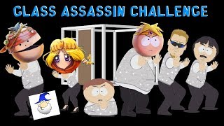 Glass Cannon Assassins Challenge - South Park Phone Destroyer