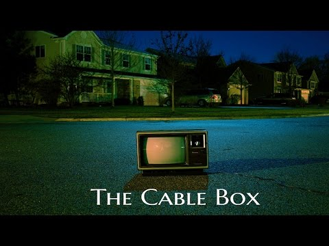 ''The Cable Box'' by Kryptonovich | TERRIFYING TV HORROR STORY