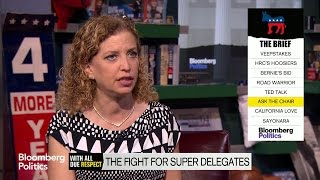 DNC Chair: Bernie Sanders Is Wrong About Superdelegates May 2 -- On .With All Due Respect,. Debbie Wasserman Schultz, chairwoman of the Democratic National Committee, discusses delegate allocation, open ..., From YouTubeVideos