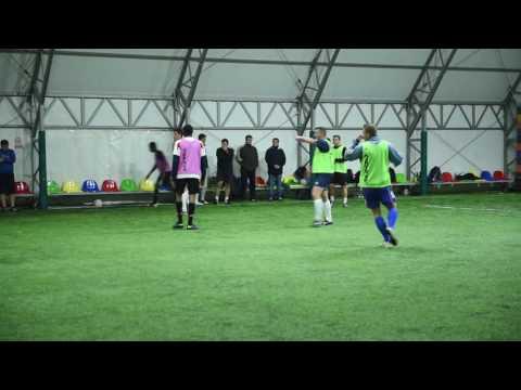 Hattrick United vs African Stars