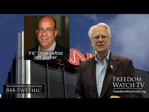 Klayman/Freedom Watch To File FCC Complaint Against CNN And Its President Jeff Zucker