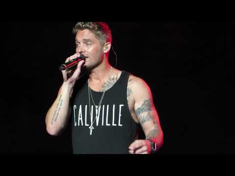 "Brett Young ""Case You Didn't Know"" Live @ PNC Bank Arts Center"