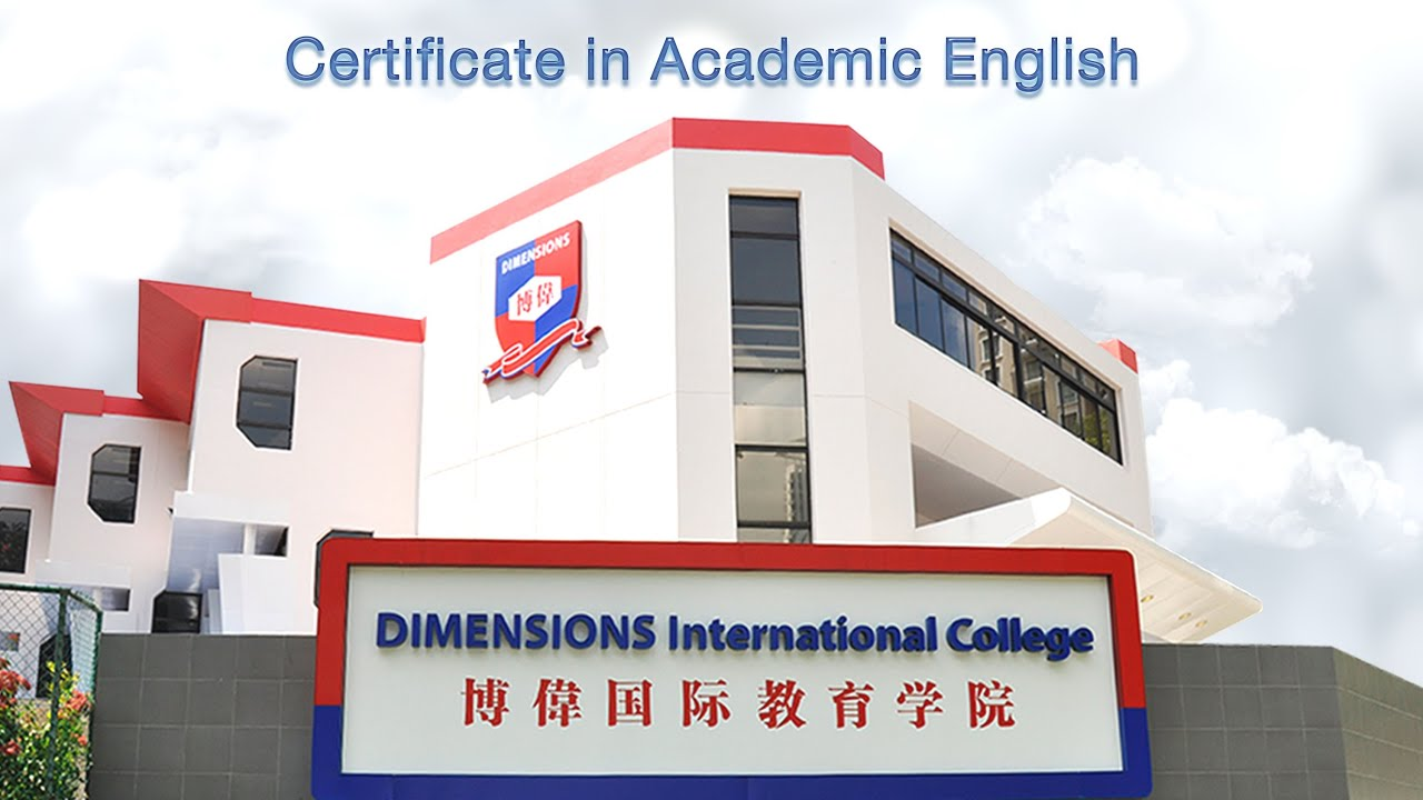 Full-time English Courses in Singapore | DIMENSIONS