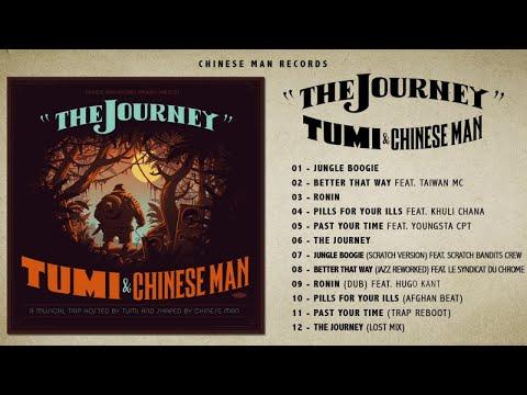 Chinese Man Ft. Tumi - The Journey (Full Album)