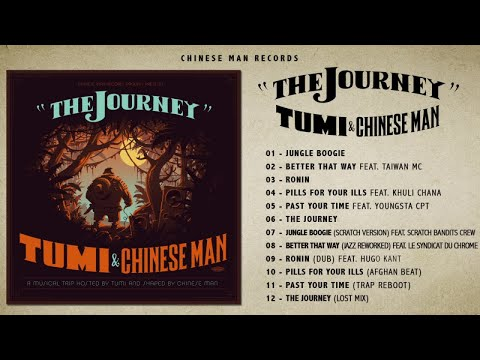 Chinese Man Ft. Tumi - The Journey (Full Album)
