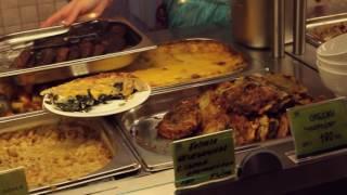 видео Вегетарианское кафе