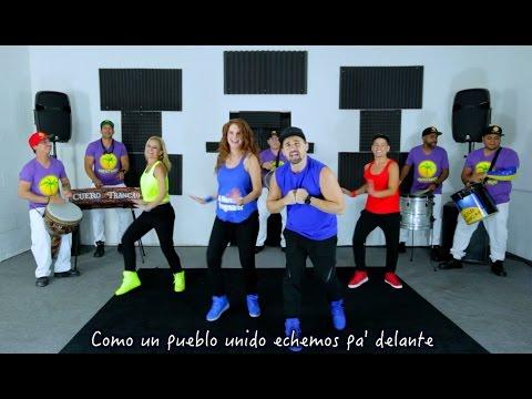 Pa Venezuela (Choreo&Lyrics) Zumba Zin 68 - Maritza-Laura-Henry / Max Pizzolante Feat Cuero Trancao