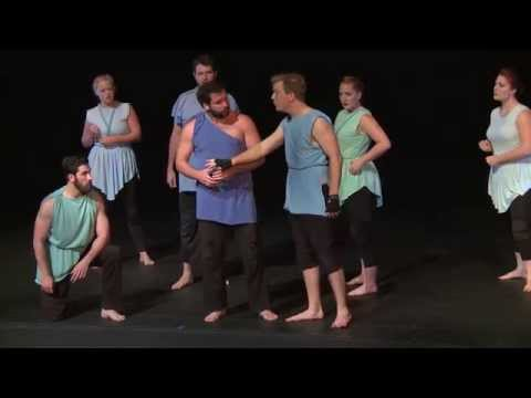CounterBalance Theater's The Odyssey