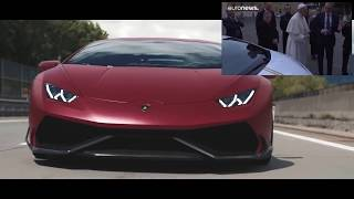 видео: Самый безопасный автомобиль 2018, Среднемоторный Корвет, 1000+ л.с у Валькирии