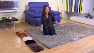 Fancy Shaggy Collection from Amazing Rugs