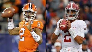 Alabama VS Clemson Hype Video || Sugar Bowl 2018 || The Trifecta