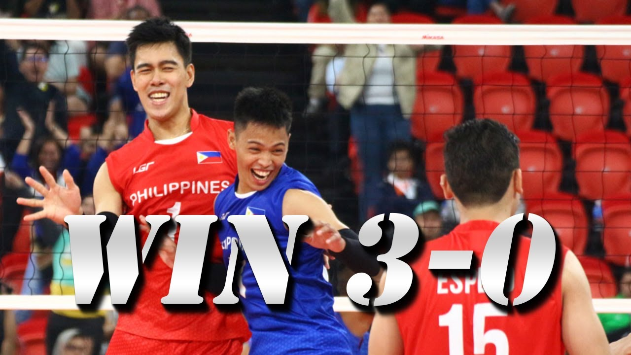 Philippines Vs Cambodia Highlights Sea Games 2019 Men S Volleyball Hd Youtube