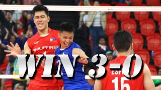 Philippines Vs Cambodia Highlights   Sea Games 2019 Men's Volleyball (hd)