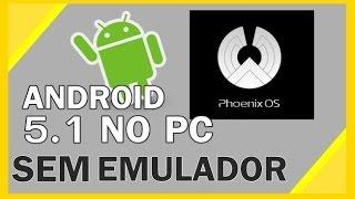 COMO INSTALAR O ANDROID NO PC SEM EMULADOR