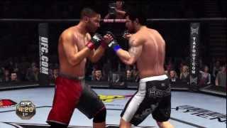 UFC Undisputed 2010 Gameplay Walkthrough Part 18 - Career Mode (Xbox 360/PS3) [HD]