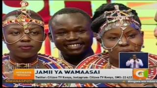 Harusi ya jamii ya Wamaasai