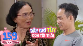 Lunch date|Ep 159:Girl's mother interrupts the date because of the poor yoga trainer without future