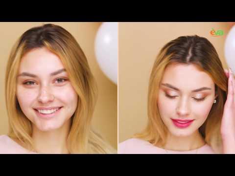 Романтичний образ до Дня закоханих: макіяж | EVA Blog