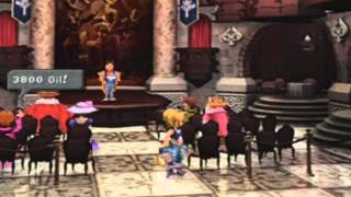 Final Fantasy IX - Parte 70: Ultima Weapon y Excalibur