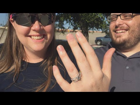 Surprise Proposal: Woman Gets Ring Instead of Handcuffs