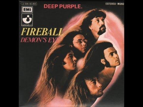 Deep Purple - Fireball / Demon