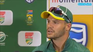Aiden Markram Press Conference after the 2nd ODI in Centurion | SA vs India