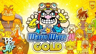 START CHEERING NOW! | WarioWare Gold (Part 1)