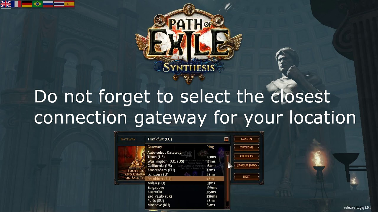 Path Of Exile Lag & Performance Fix Guide (UPDATED)