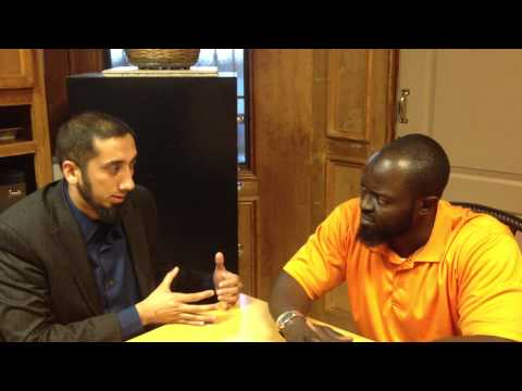KnewU Exclusive: Video interview with Ustadh Nouman Ali Khan and Abdullah Oduro