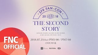 2018 SF9 FAN-CON [THE SECOND STORY] SPOT - Stafaband