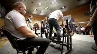 Powerlifting WPA Russia Promo