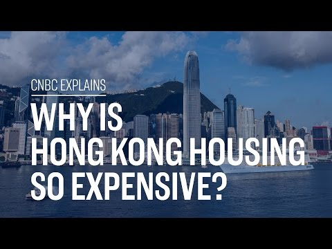 Why is Hong Kong housing so expensive? | CNBC Explains