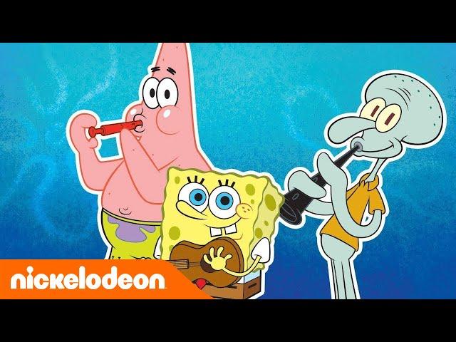 SpongeBob Squarepants | Sweet Victory | Nickelodeon Nederlands