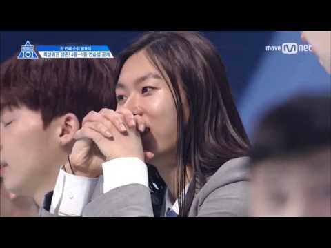 Produse 101 Season 2 Park Jihoon 1st place ranking