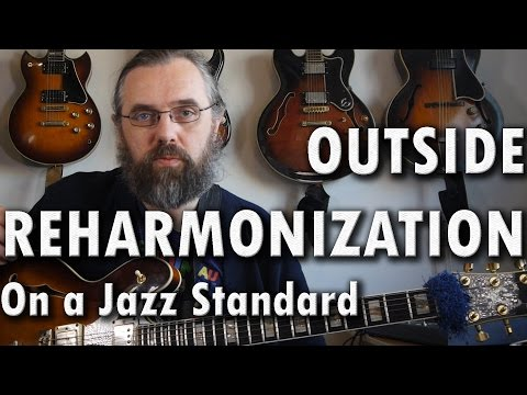 Outside Reharmonization - The Solo skill you need to check out! 💥
