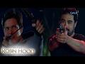 Alyas Robin Hood: Pana laban sa baril