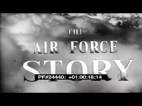 The Air Force Story Chapter 14: Schweinfurt & Regensburg 24440