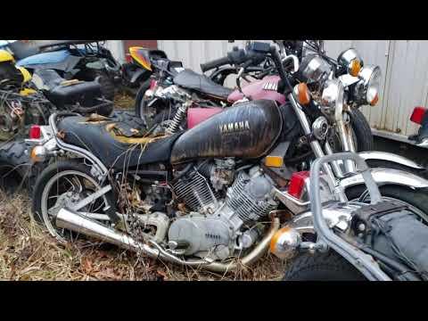 MOTORCYCLE GRAVEYARD II