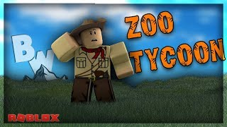 Zoo Tycoon | Roblox's Most Pay To Win Game!