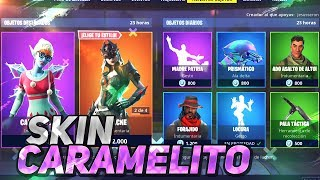 *NEW SKIN EPICA CARAMELITO* SWEEPSTAKE FORTNITE STORE December 30