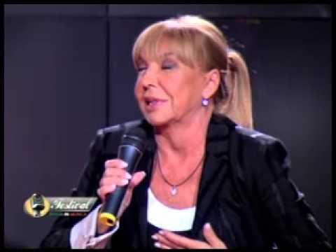 Italo Santarelli e Wilma Goich a Confidenzialmente con