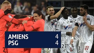 Amiens vs PSG (4-4) | An 8-goal thriller in France!