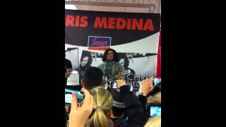 Chris medina what are words smart club s
