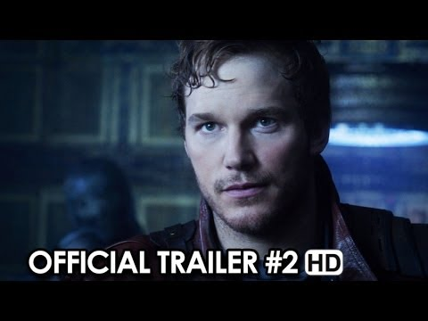 Guardians of the Galaxy Official Trailer #2
